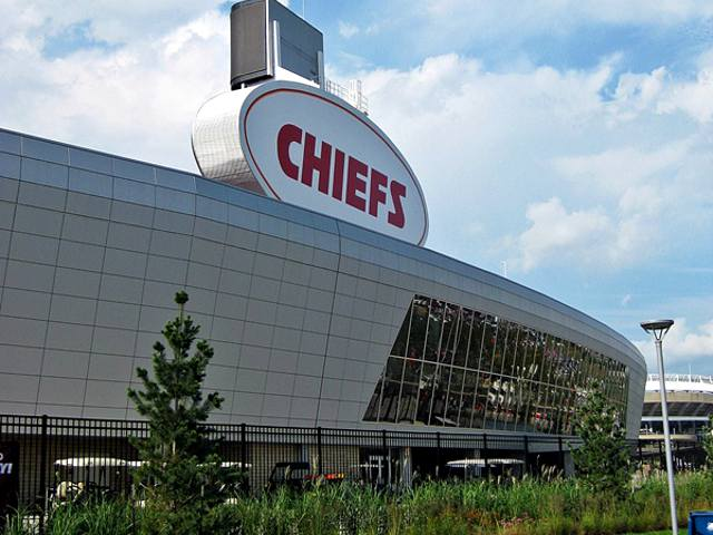 Arrowhead Stadium: Home of the Kansas City Chiefs