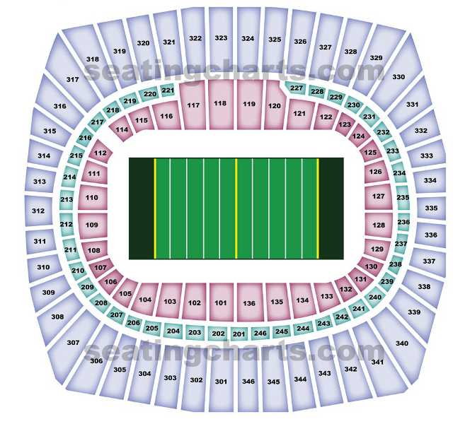 Kansas city chiefs seating chart chiefsseatingchart com